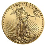 1/2 Ounce Gold American Eagle 2021