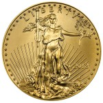 1 Ounce Gold American Eagle 2018