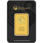 10 Ounce Gold Bar - Perth Mint