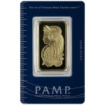 1 Ounce Gold Bar - PAMP Suisse