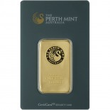 1 Ounce Gold Bar - Perth Mint