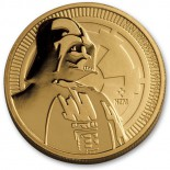 1 Ounce Gold Niue Star Wars Darth Vader 2017